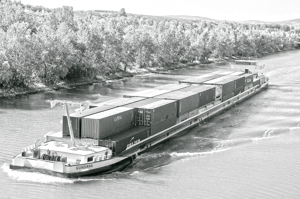 barge transportation